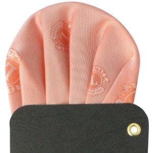 画像2: ワンタッチポケットチーフ オレンジ