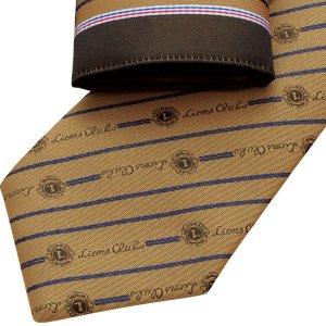 画像3: チーフ付ネクタイ ゴールド